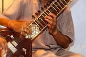 Sitar Player, Varanasi, India