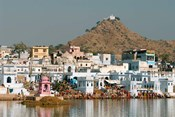 Pushkar shore, Pushkar, India