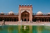 Fatehpur Sikri's Jami Masjid, Uttar Pradesh, India