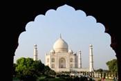 Sunrise at the Taj Mahal, Agra, India