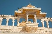 City Palace, Udaipur, Rajasthan, India.