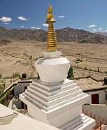 Buddhism, Gompas and Chortens, Ladakh, India