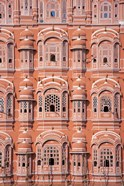 Hawa Mahal (Palace of Winds), Jaipur, Rajasthan, India