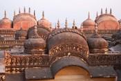 Madhavendra Palace at sunset, Jaipur, Rajasthan, India