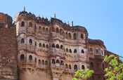 Meherangarh, Majestic Fort, Jodhpur, Rajasthan, India