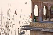 Daily Life Along The Ganges River, Varanasi, India