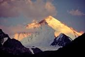 India, Ladakh, Nun-Kun Peak, Zanskar Valley