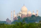 Taj Mahal (UNESCO World Heritage site), Agra, India