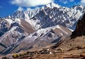 India, Ladakh, Bodh Kharbu, Srinagar-Leh road