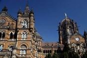 Chhatrapati Shivaji (Victoria) Terminus, Mumbai, India