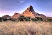 Landscape of Padar Island, Komodo National Park, Indonesia