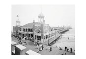 Atlantic City Steel Pier, 1910s