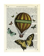 Butterflies & Balloon