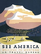 See America - Welcome to Montana I