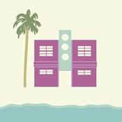 South Beach - Pink