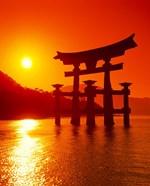O-Torii Gate, Itsukushima Shrine, Miyajima, Japan