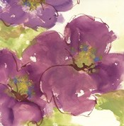 Radiant Flowers I