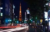 Tokyo Tower, Roppongi, Tokyo, Japan