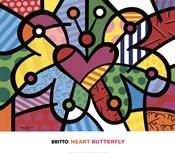 Heart Butterfly