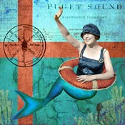 Puget Sound Mermaid