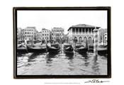 Glimpses, Grand Canal, Venice II