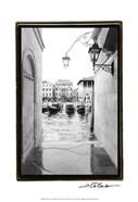 Glimpses, Grand Canal, Venice III