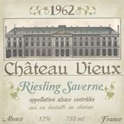Vintage Wine Labels VII