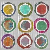 Jagged Circles I