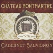 Burgundy Wine Labels II