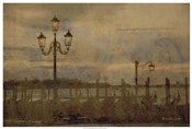 Dawn & the Gondolas I
