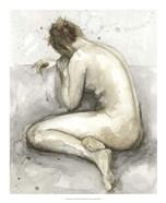 Figure in Watercolor II