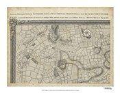 Map of London Grid I