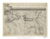 Map of London Grid III