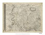 Map of London Grid V