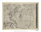 Map of London Grid VIII