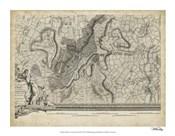 Map of London Grid XV