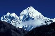 Asia, Nepal. Himalayan Mountains