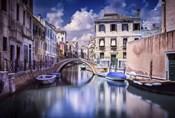 Venetian canal, Venice, Italy