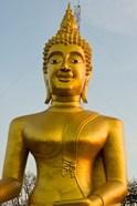 Wat Phra Yai, Buddha of Chonburi, Pattaya, Thailand