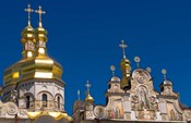 Perchersk Lavra Church, Kiev, Ukraine