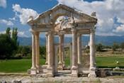 Roman Archaeological Site, Aphrodisias, Turkey