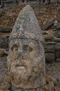 Head Statues, Mount Nemrut, Turkey