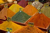 Items for sale in Spice Market, Istanbul, Turkey