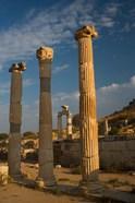 Ruins of Roman Times, Ephesus, Turkey