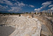Theater in the Round, Aphrodisias, Turkey