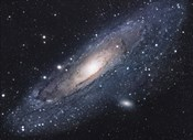 The Andromeda Galaxy (close up)