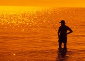 Fishing, Surfer's Paradise, Australia