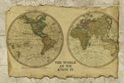 Antique Map I