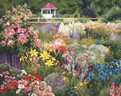 Door County Garden Gazebo