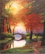 Beside still waters Fall